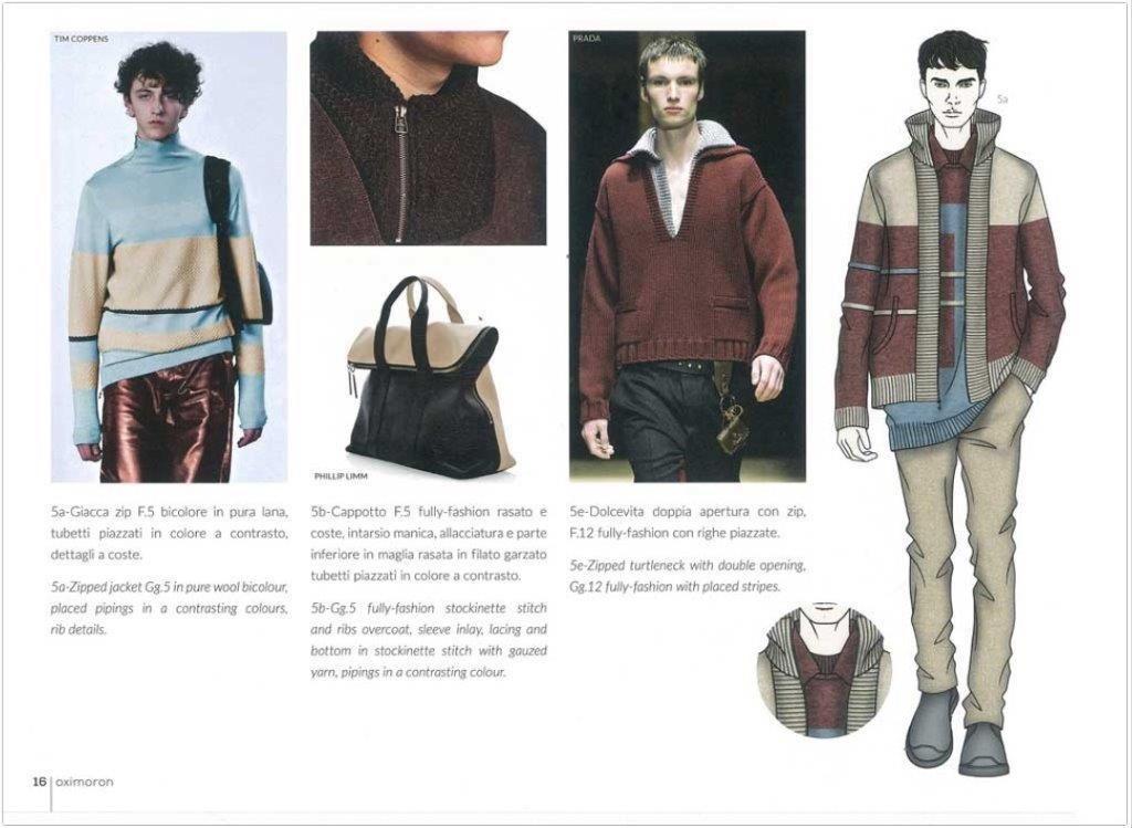 Fashion Box Knitwear Men Trend Forecast A W 2017 18