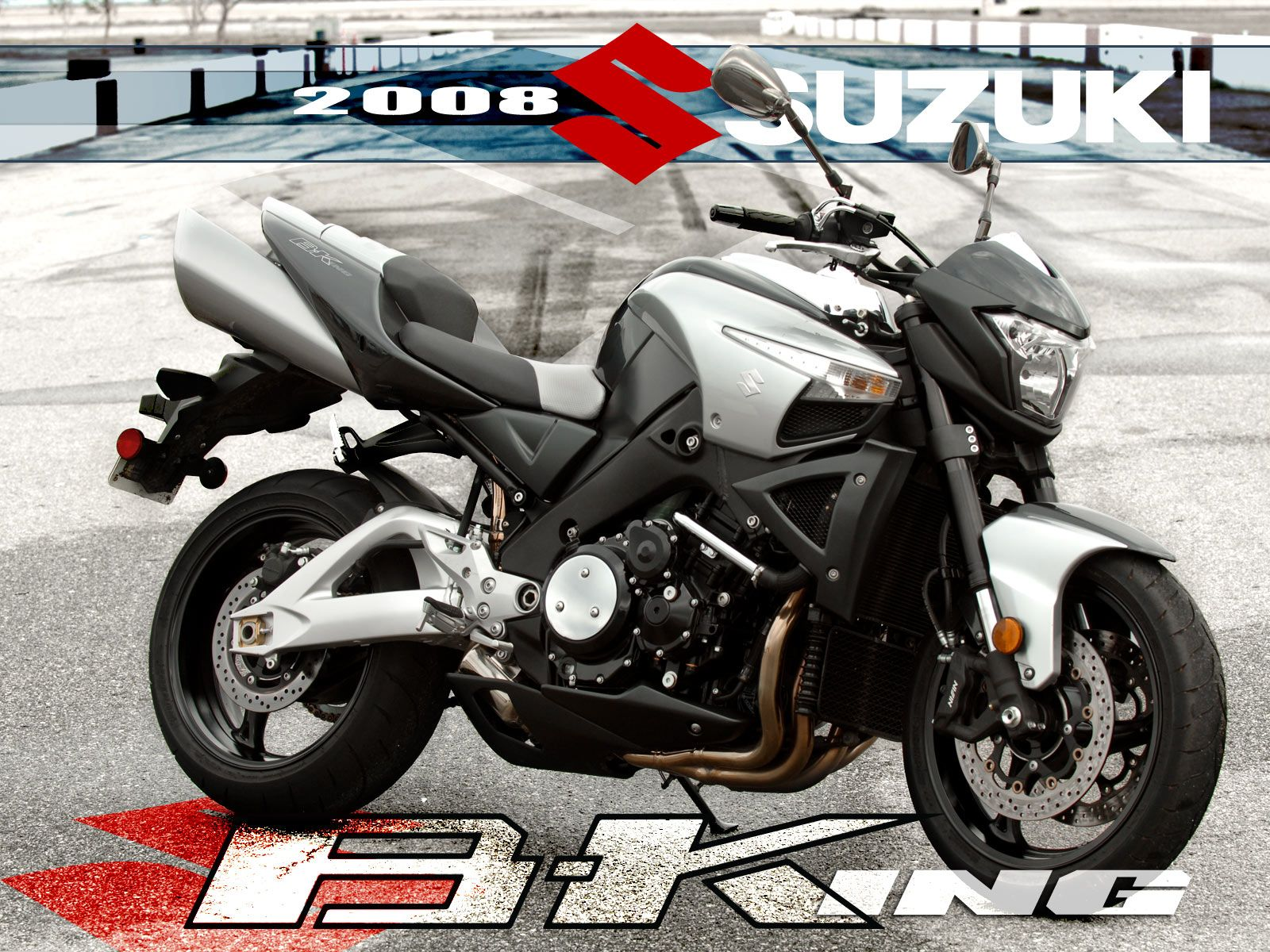 Suzuki 2008 b king google search