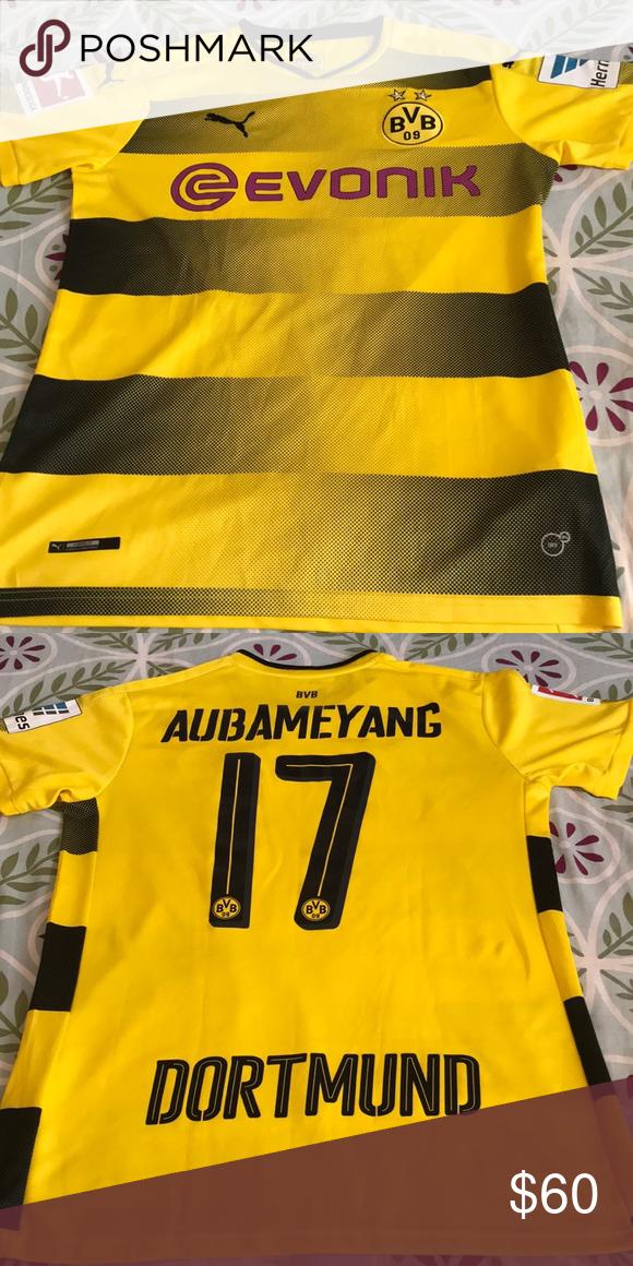 017baad14ae Puma Borussia Dortmund Home Jersey Never been worn Puma Other