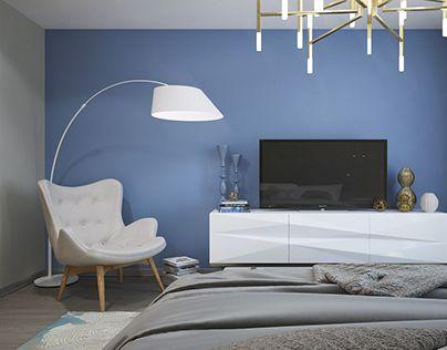 "Check out new work on my @Behance portfolio: ""Bedroom design _Spb"" http://be.net/gallery/36487243/Bedroom-design-_Spb"