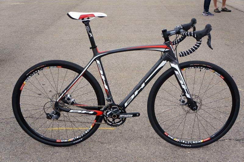 2013 bh bikes rx team disc brake cyclocross bike