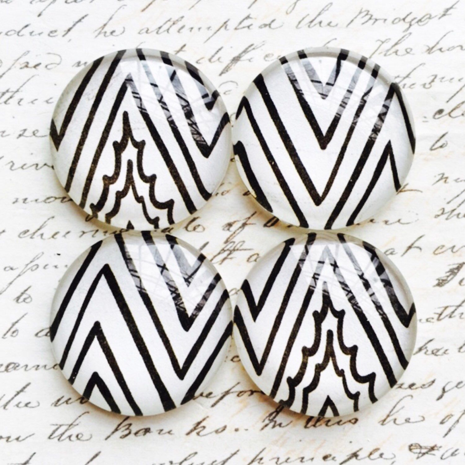 decorative office supplies. Glass Magnets - Office Supplies Decorative Accessories Magnet Decor Fridge Chevron P
