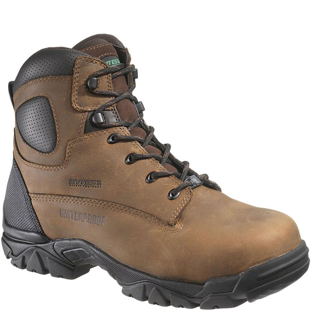 12481 HyTest Unisex Puncture Resistant WPF Safety Boots