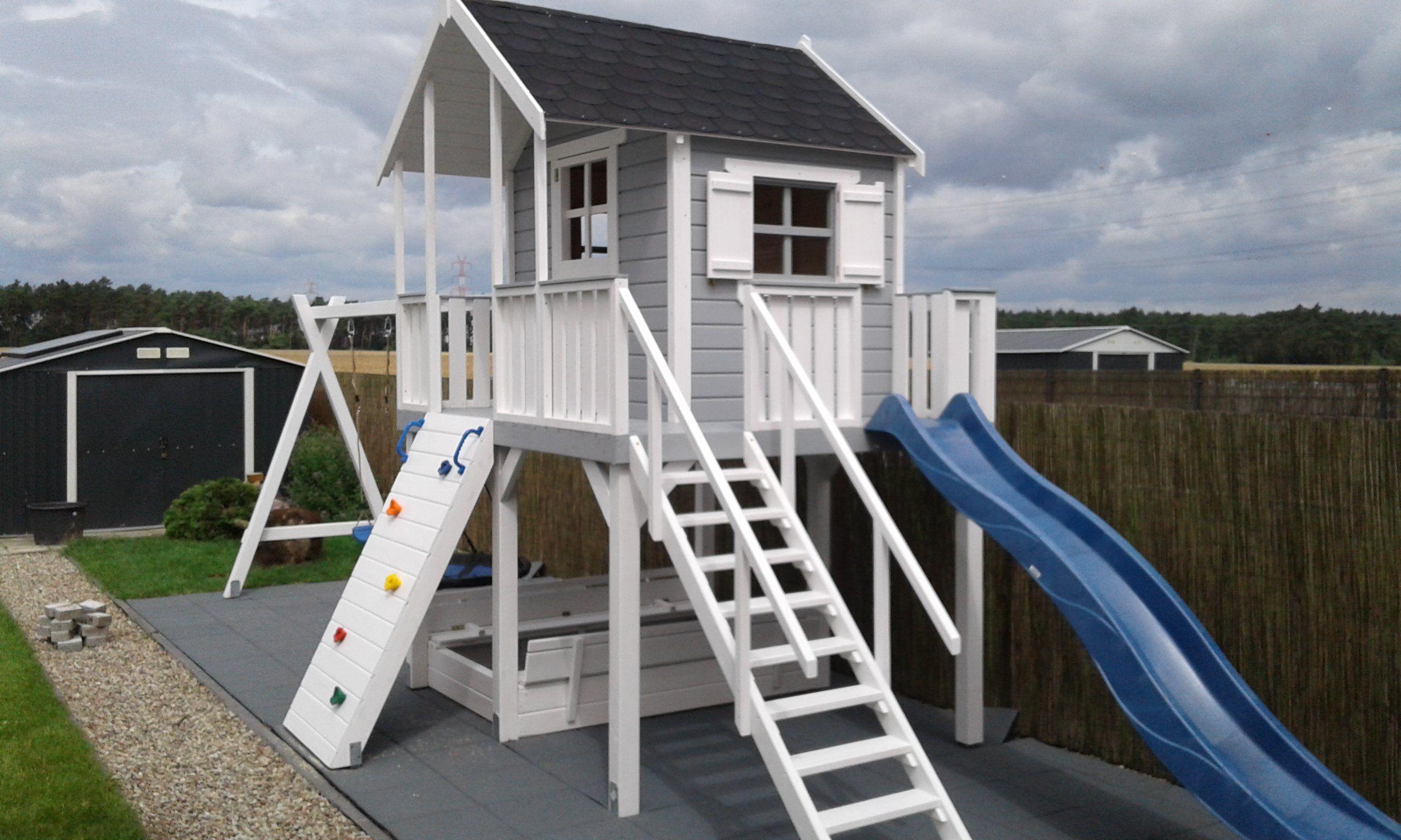 Kup Teraz Na Allegro Pl Za 5200 00 Zl Plac Zabaw Domek Dla Dziecka Hustawka 7832478108 Allegro Pl Outdoor Fun For Kids Backyard For Kids Play Houses