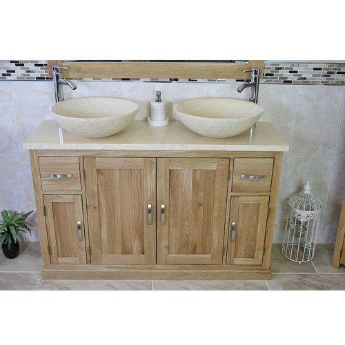 Pin By Penny Milligan On D C United Oak Bathroom Vanity Bathroom Sink Taps Oak Bathroom