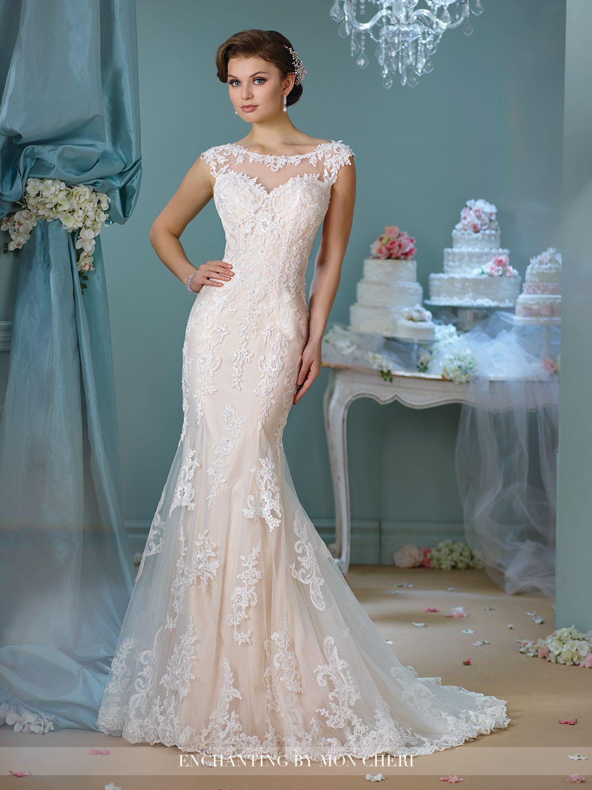 Illusion neckline wedding dress illusions bodice and neckline