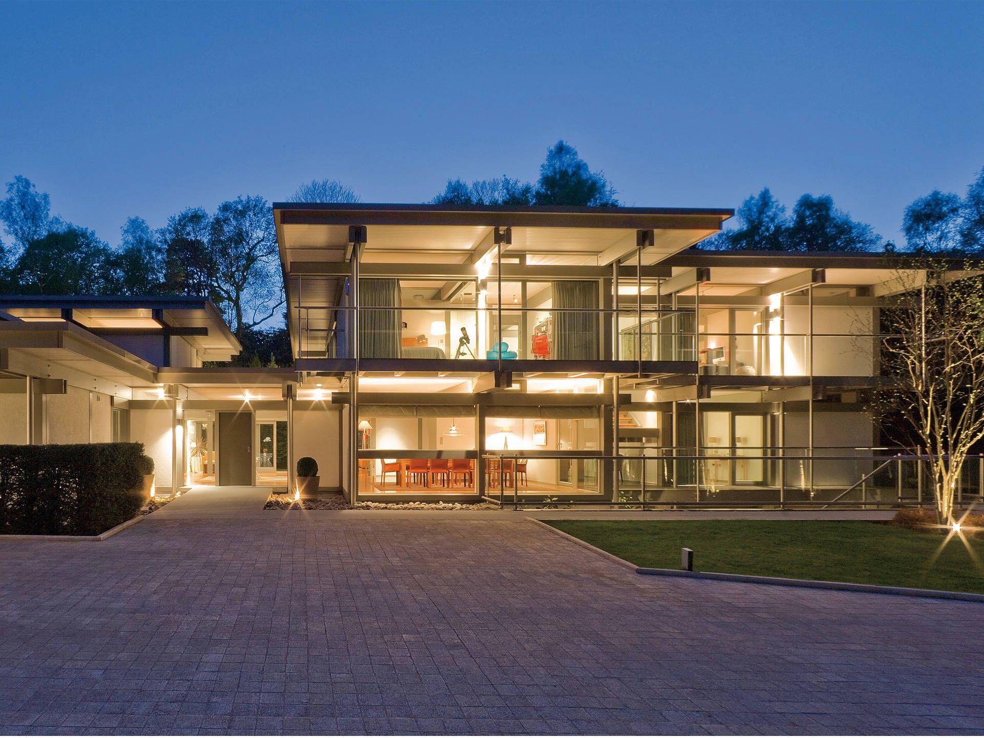 HUF Haus ART Sonder • Designerhaus von HUF HAUS • Exklusives ...
