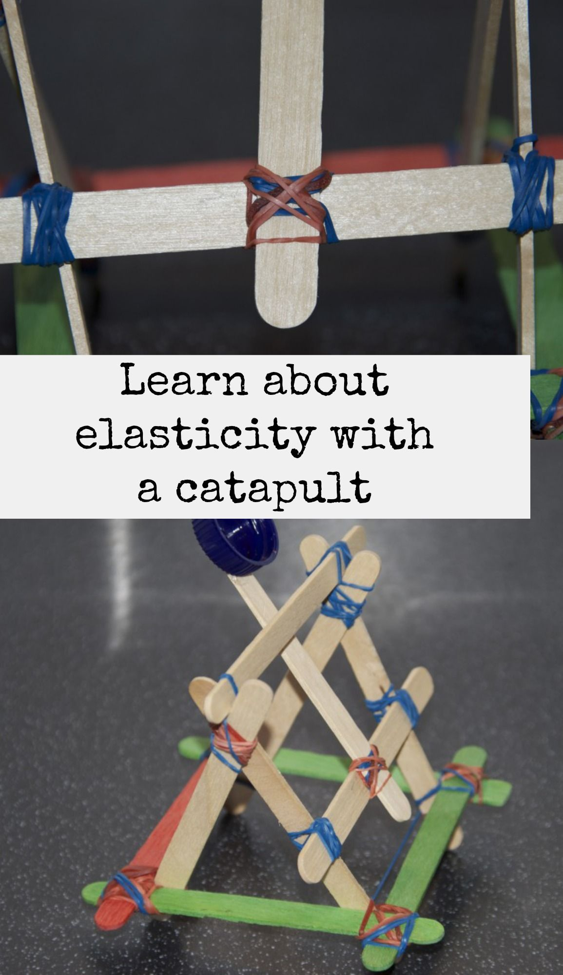 how to make a small catapult for a school project