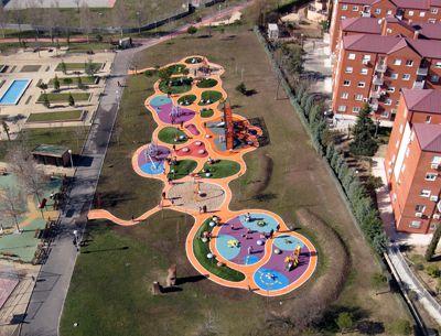 Parque galicia de alcobendas un inmenso hormiguero un - Sofas en alcobendas ...
