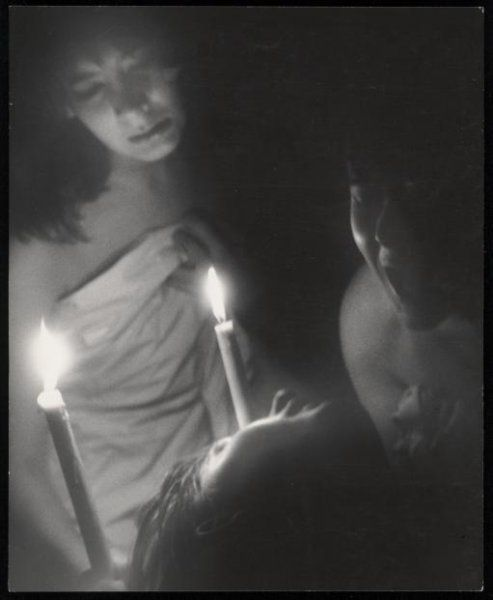 Sanne Sannes | Zonder titel (1959-1967)