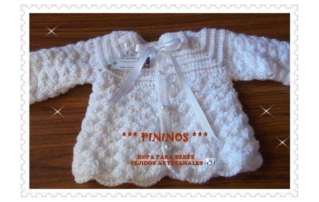 ebe1e89889 vestidos tejidos para recien nacidos