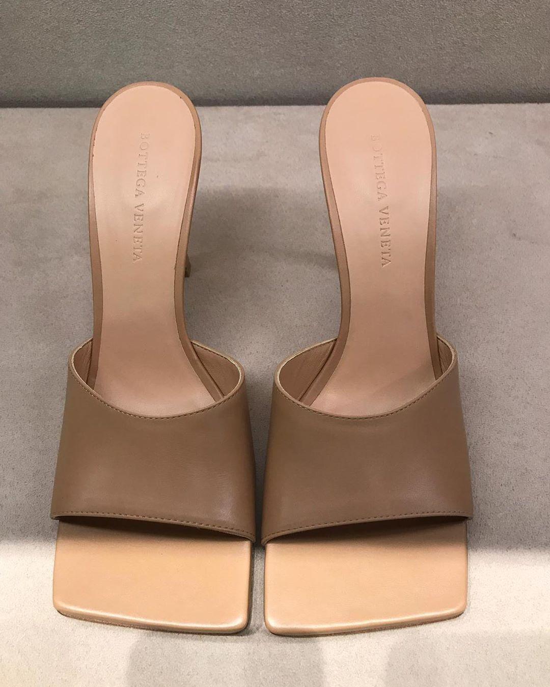 bottega veneta shoes heels