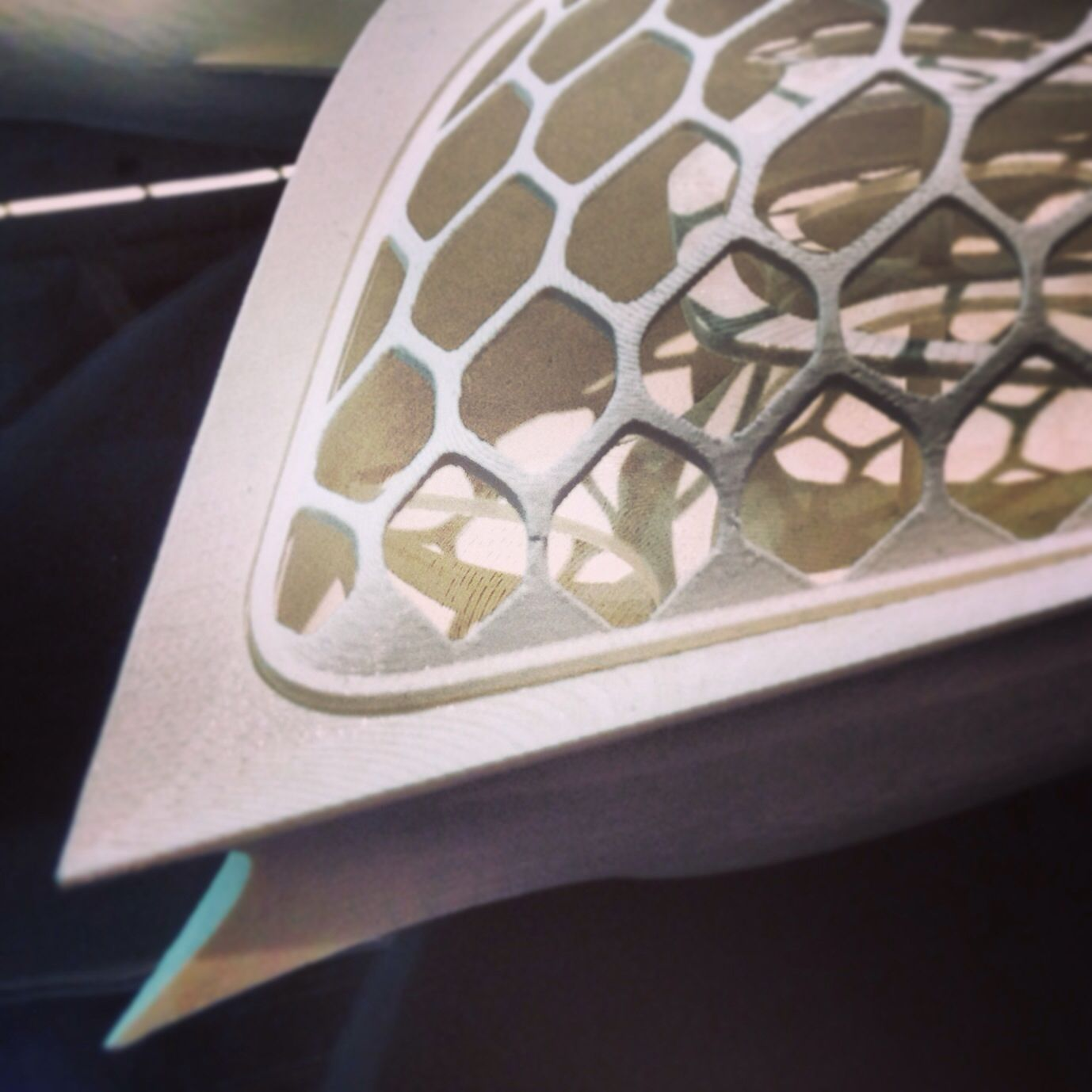 3d printed structure 3ddruck 3dprint 3d druck, Drucken