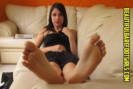 Latina foot fetish site