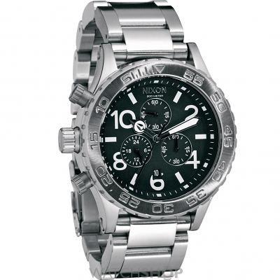 Unisex Nixon The 42-20 Chrono Chronograph Watch A037-000