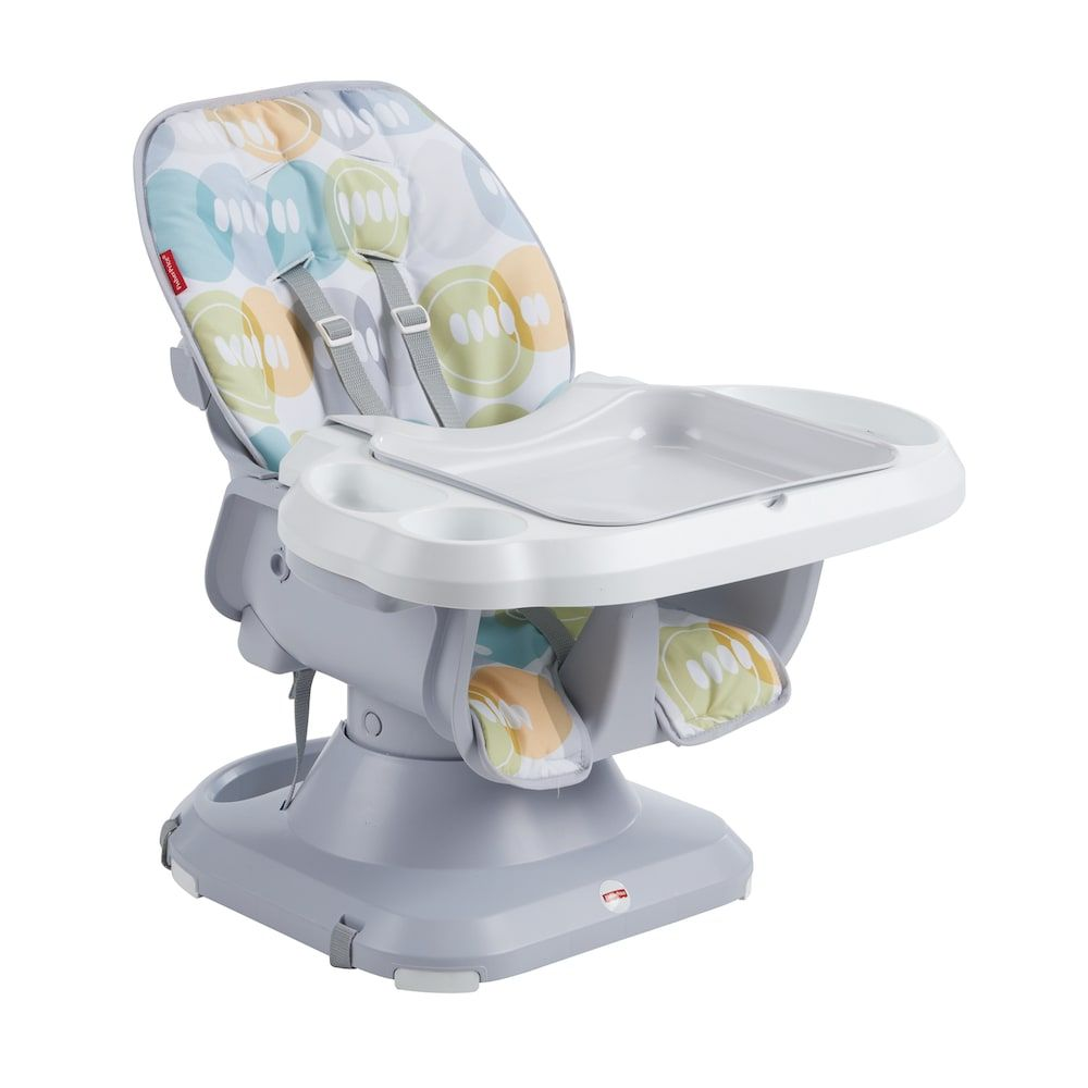 Fisher-Price SpaceSaver High Chair | Seat pads, Chair ...