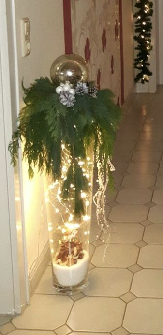 #weihnachtsdekoglas