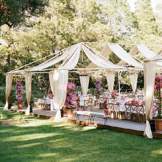 Outdoor Fiesta Wedding By La Fete Weddings White Wedding