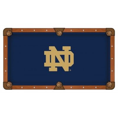 Holland Bar Stool 8 Notre Dame Pool Table Cloth