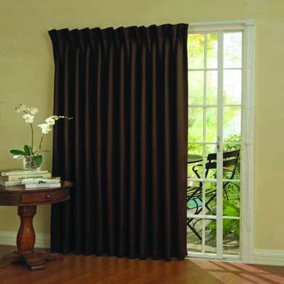 Window Treatments For Sliding Glass Doors Patio Door