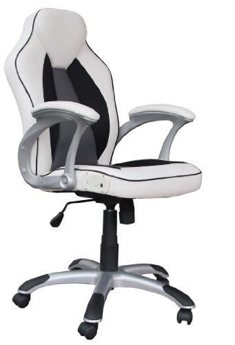 X Rocker 0287401 Executive Office Chair With Bluetooth Sound