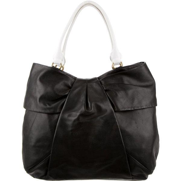 Moschino Pre-owned - Patent leather handbag IwViide