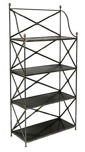 Iron Bookcase Wrought Bookcases In 2019