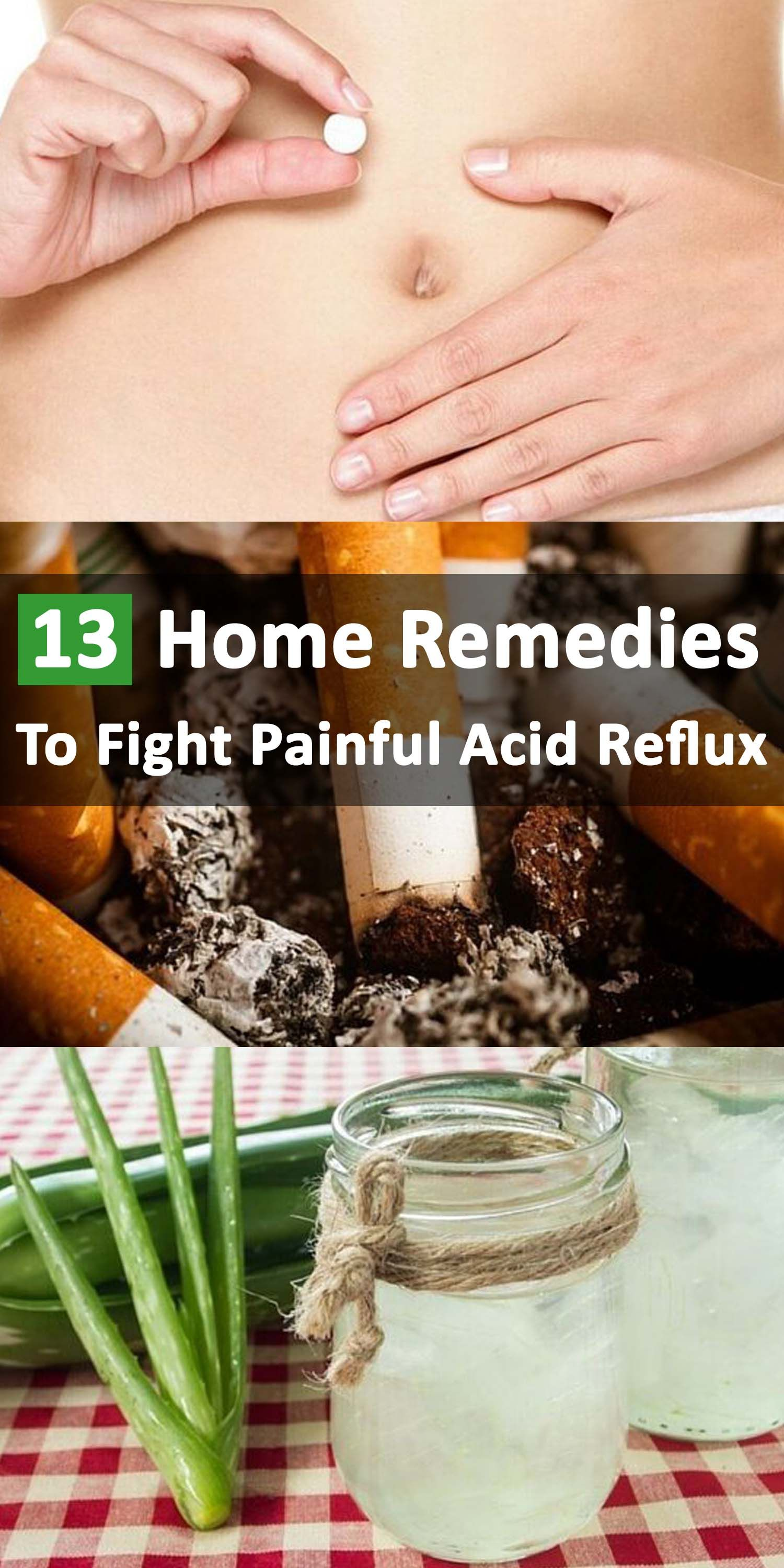 Heartburn Relief Home Reme s For Acid Reflux