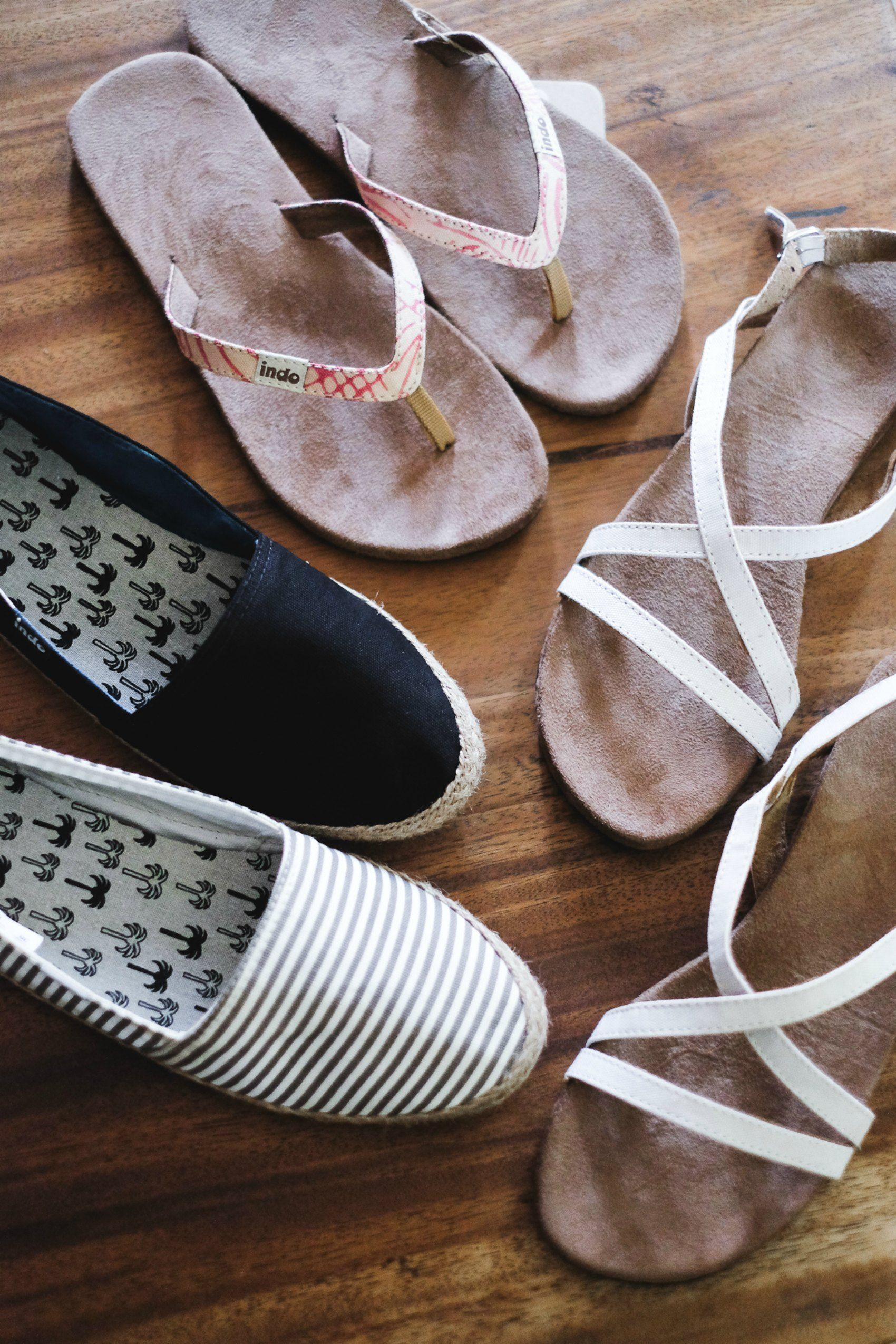Eco Sandals with a Purpose by Indosole | Fashion, Ethical