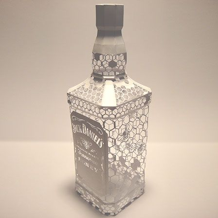 WORK | Nonitt Paper Sculptures