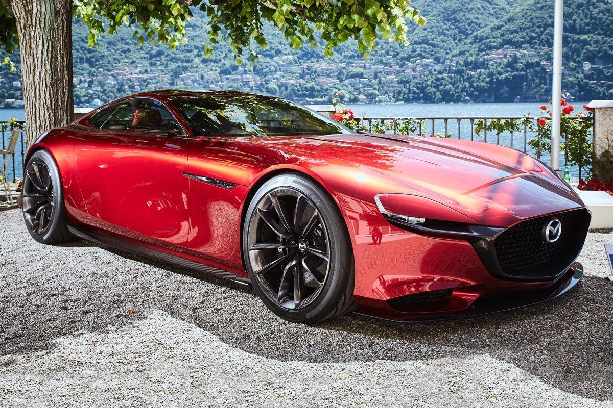 Mazda Stellt Rx Vision In Der Villa D Este Urdesignmag Aus Cars In 2020 Konzeptfahrzeuge Mazda Autos Und Motorrader