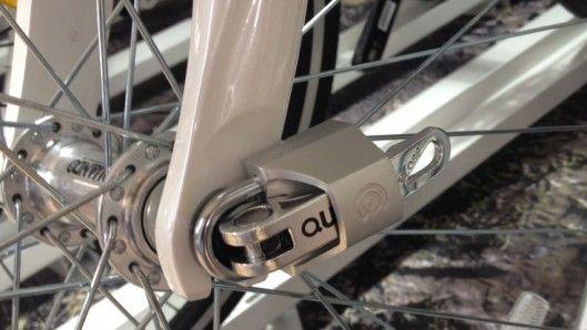 Quick Caps Made To Thwart Bicycle Wheel Thieves Bicicletas Bici