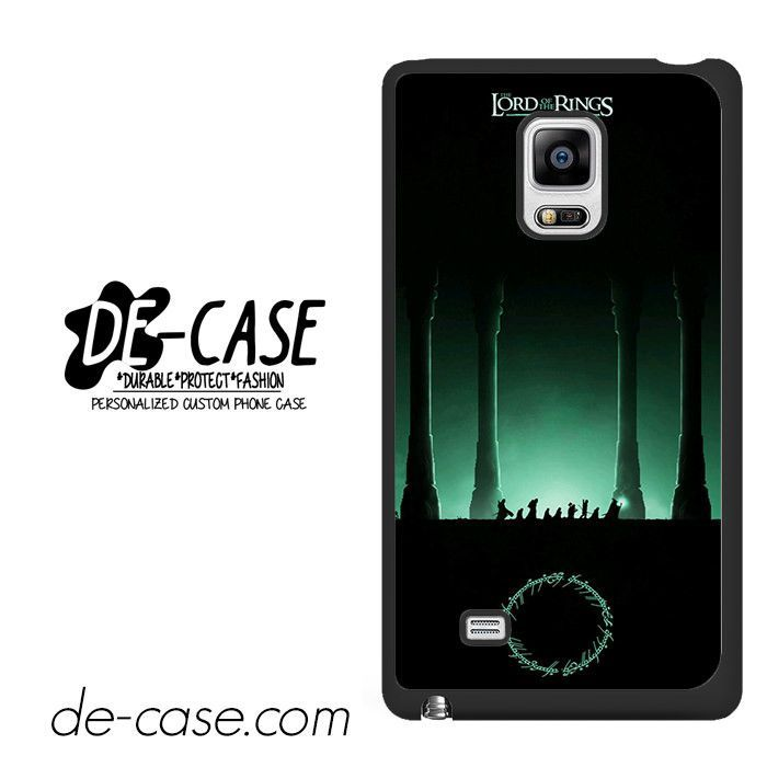 The Lord Of The Rings Arragon DEAL-10867 Samsung Phonecase Cover For Samsung Galaxy Note Edge