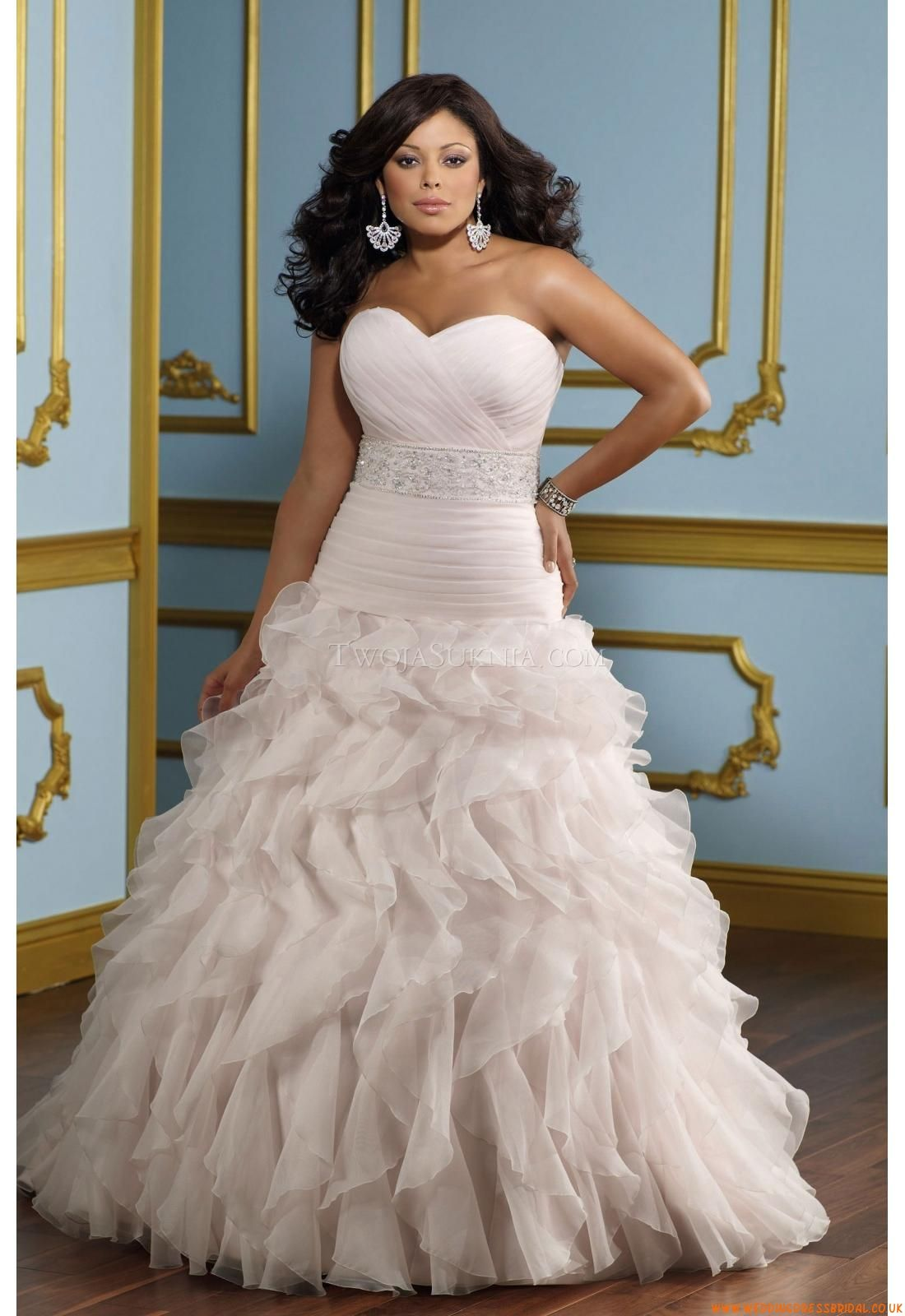 2012 wedding dresses plus size