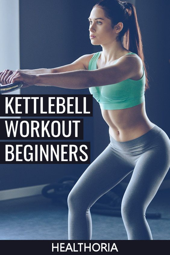 If you're just getting started with kettlebells you might not be ready for an advanced routine.  Sta...