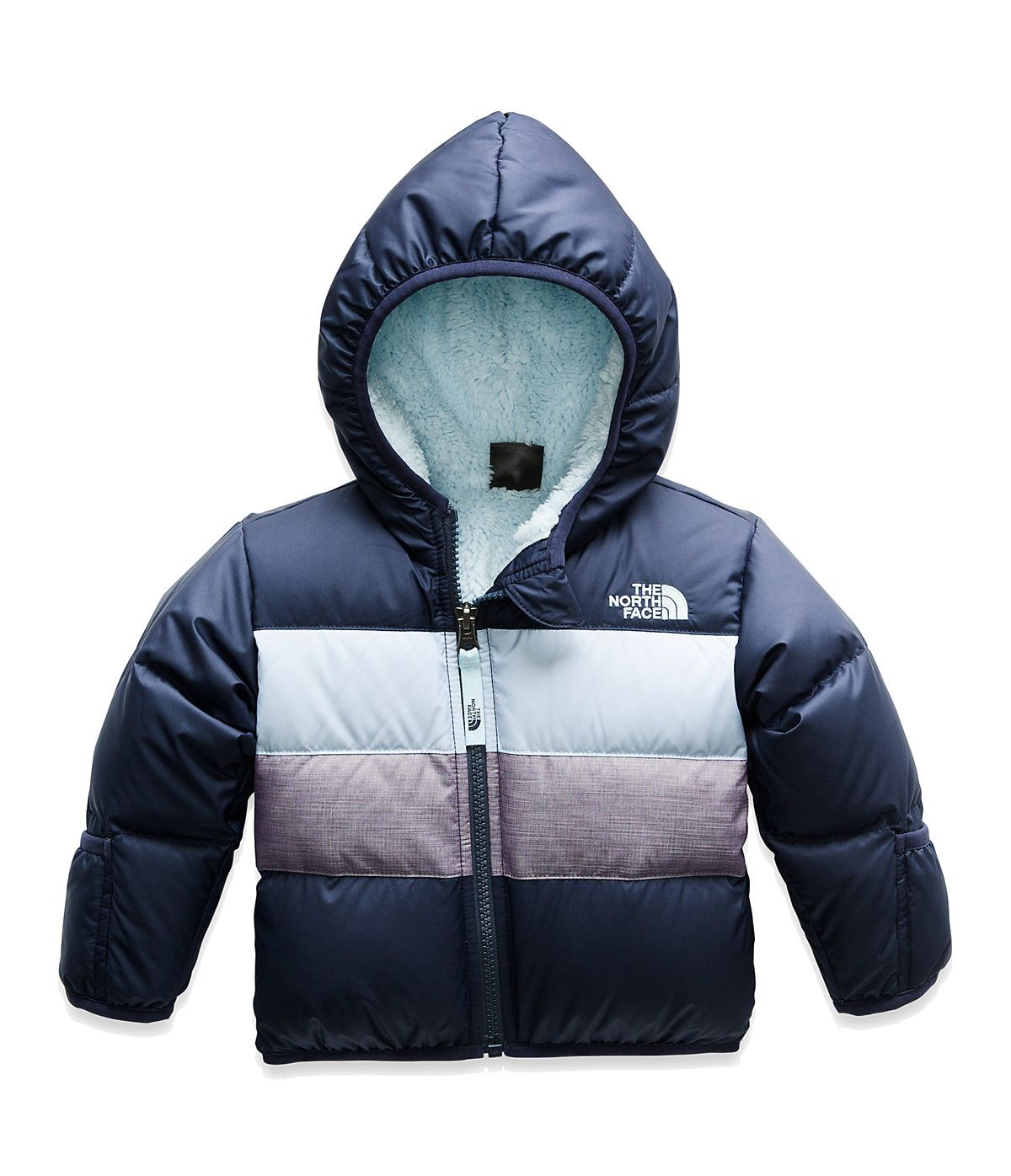 Infant Moondoggy 2 0 Down Jacket The North Face North Face Jacket The North Face Boy Outerwear [ 1396 x 1200 Pixel ]