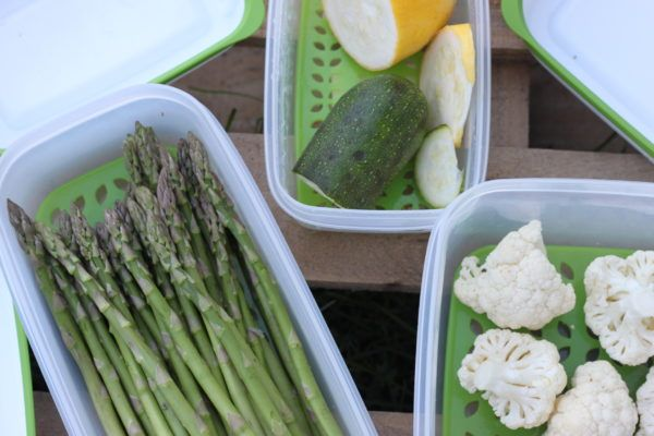 How To Keep Asparagus Fresh Rubbermaid Freshworks Containers