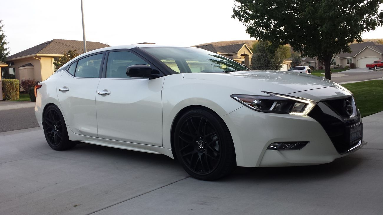 My Modded 8th Gen - Page 2 - Maxima Forums | Maximas | Nissan maxima