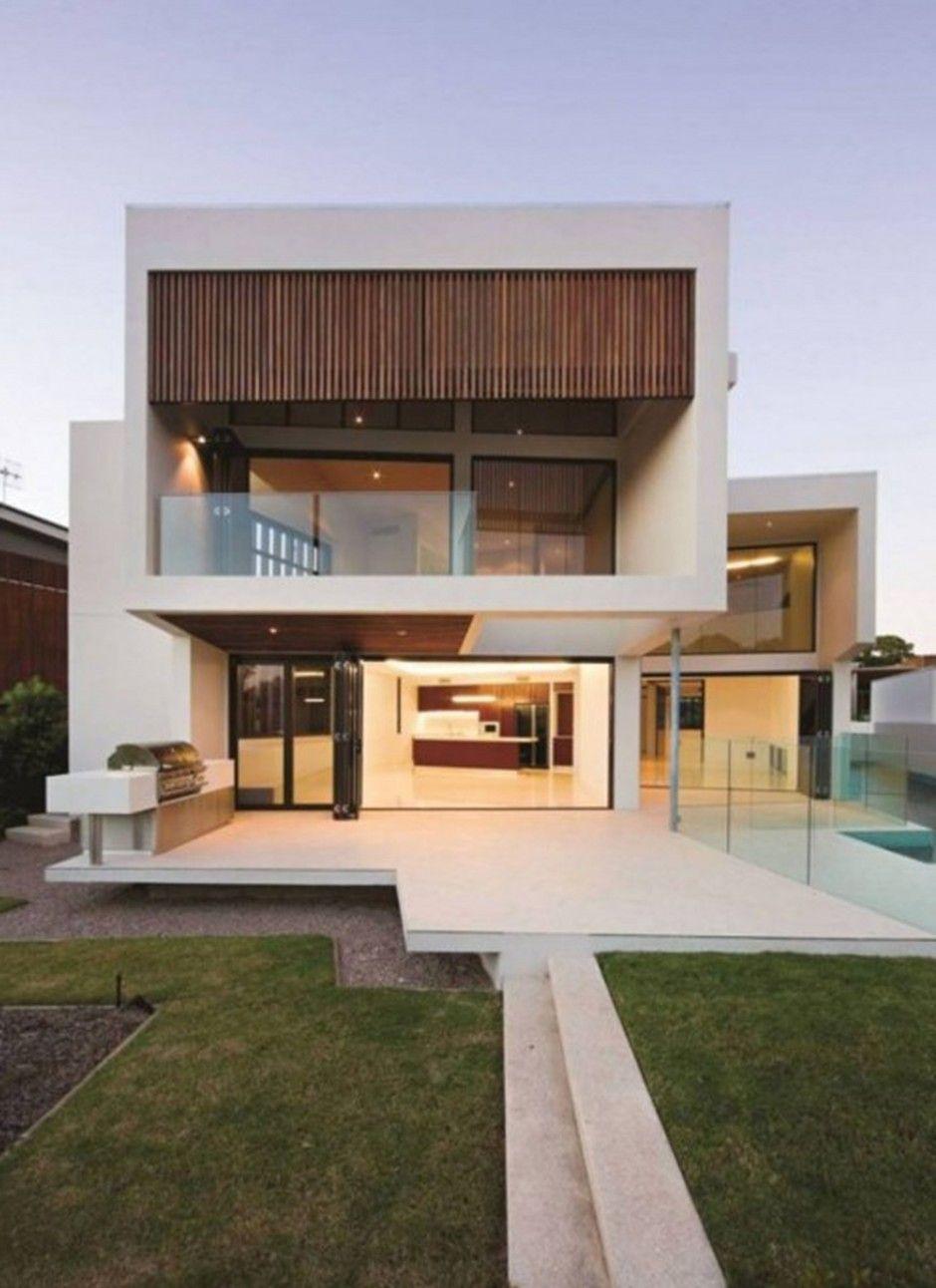 Facade Ideas Modern Interior House Designs Architecture House