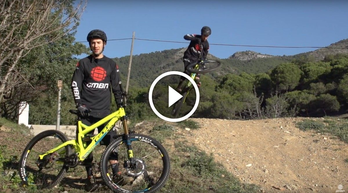 Video How To Jump Doubles Mtb Skills Mtb Mountain Biking