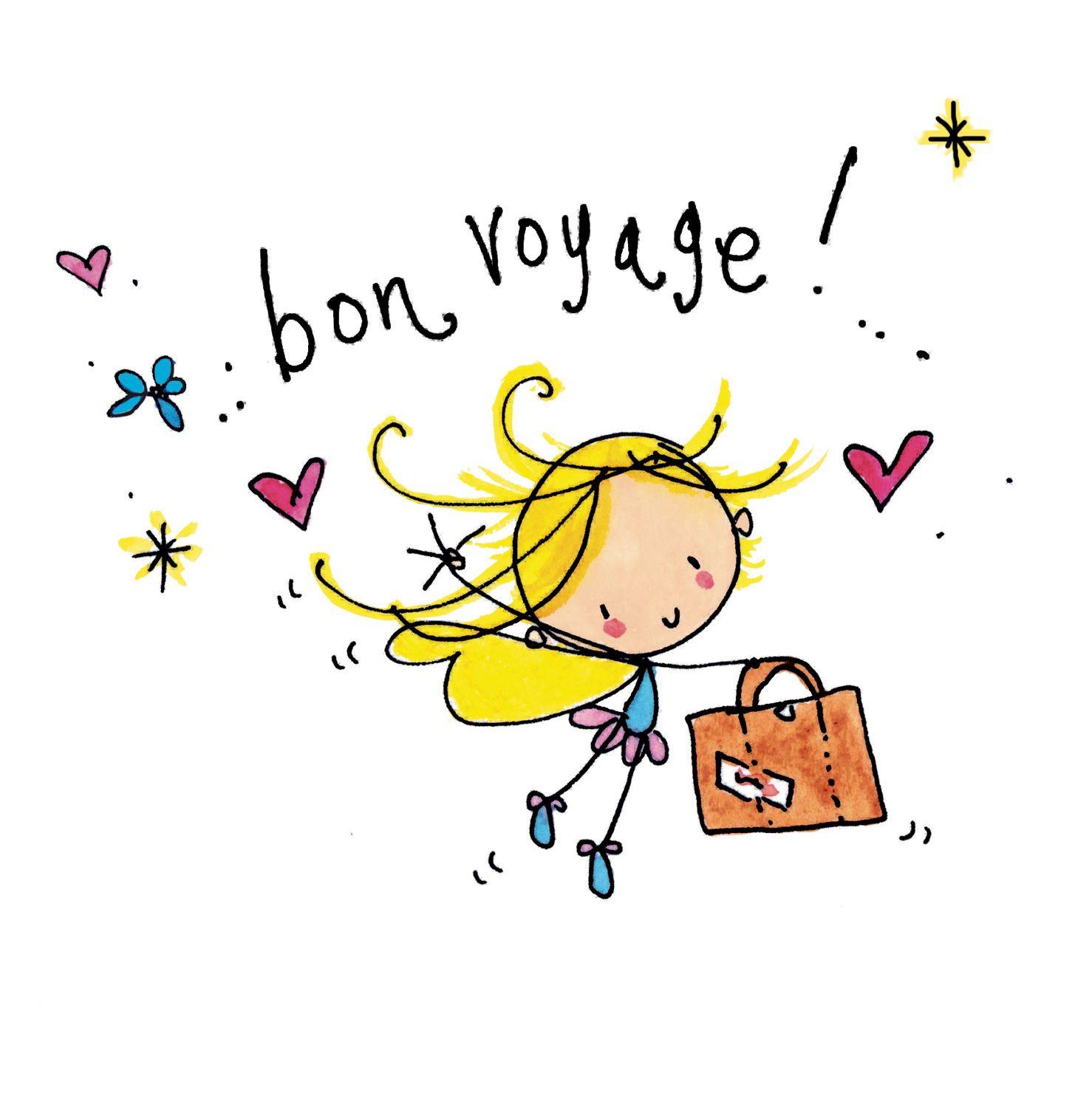 Bon voyage! | Mensajes de feliz viaje, Feliz viaje, Frases de ...