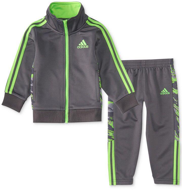 adidas 3 StripeJogger Suit Junior Boys in 2020 | Boys