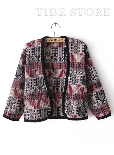 US$24.99 New Arrival Retro Europe Style Loose Casual Outwear . #Cardigans #Casual #Outwear #New
