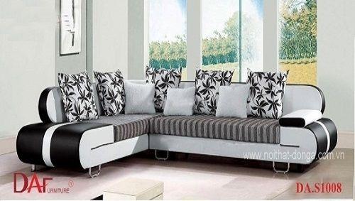 ghế sofa vải đẹp, sofa góc