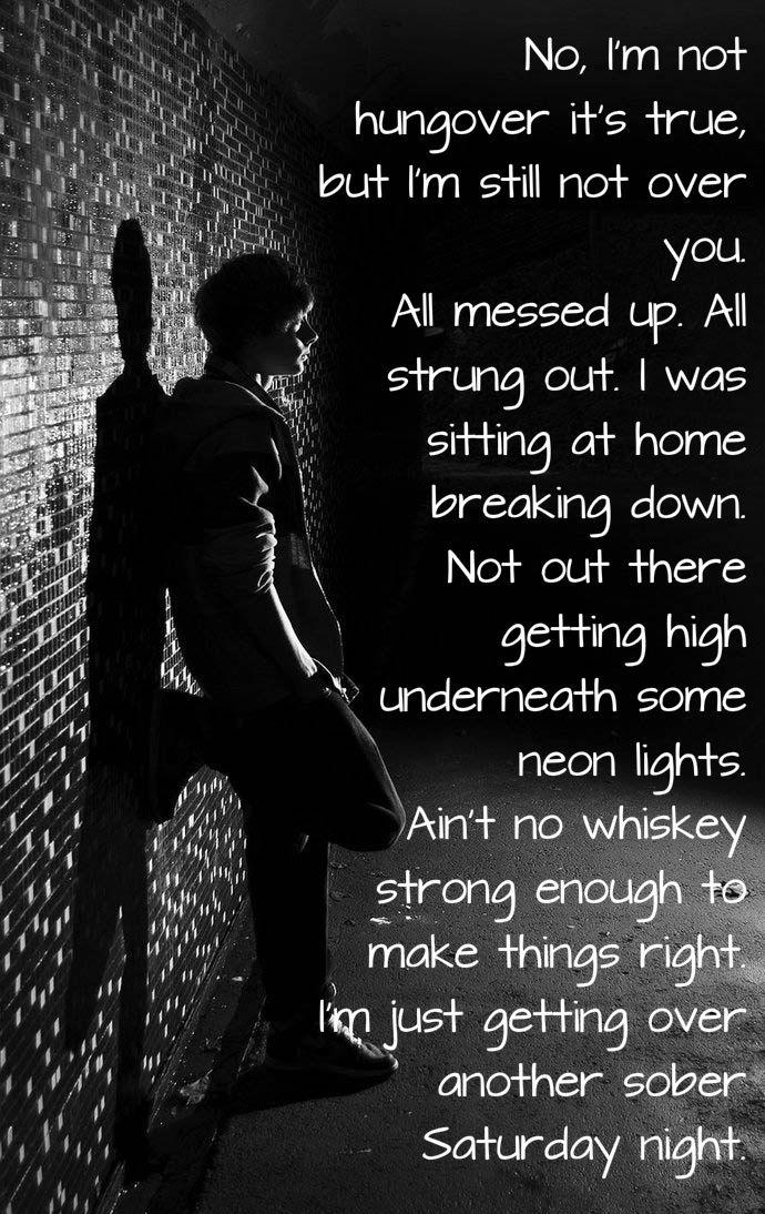 Sober Saturday Night ~ Chris Young | Country song lyrics ...