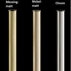 Gks Knapstein Deckenfluter mit Lesearm - getrennt dimmbar messingfarbig , Messing-poliert , Messing #goldmakeup