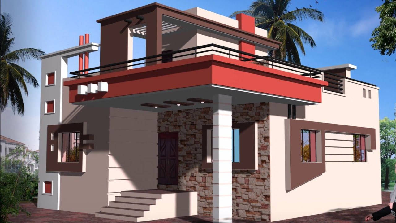 Only Ground Floor House Designs House Elevation Duplex House Design House Design Pictures