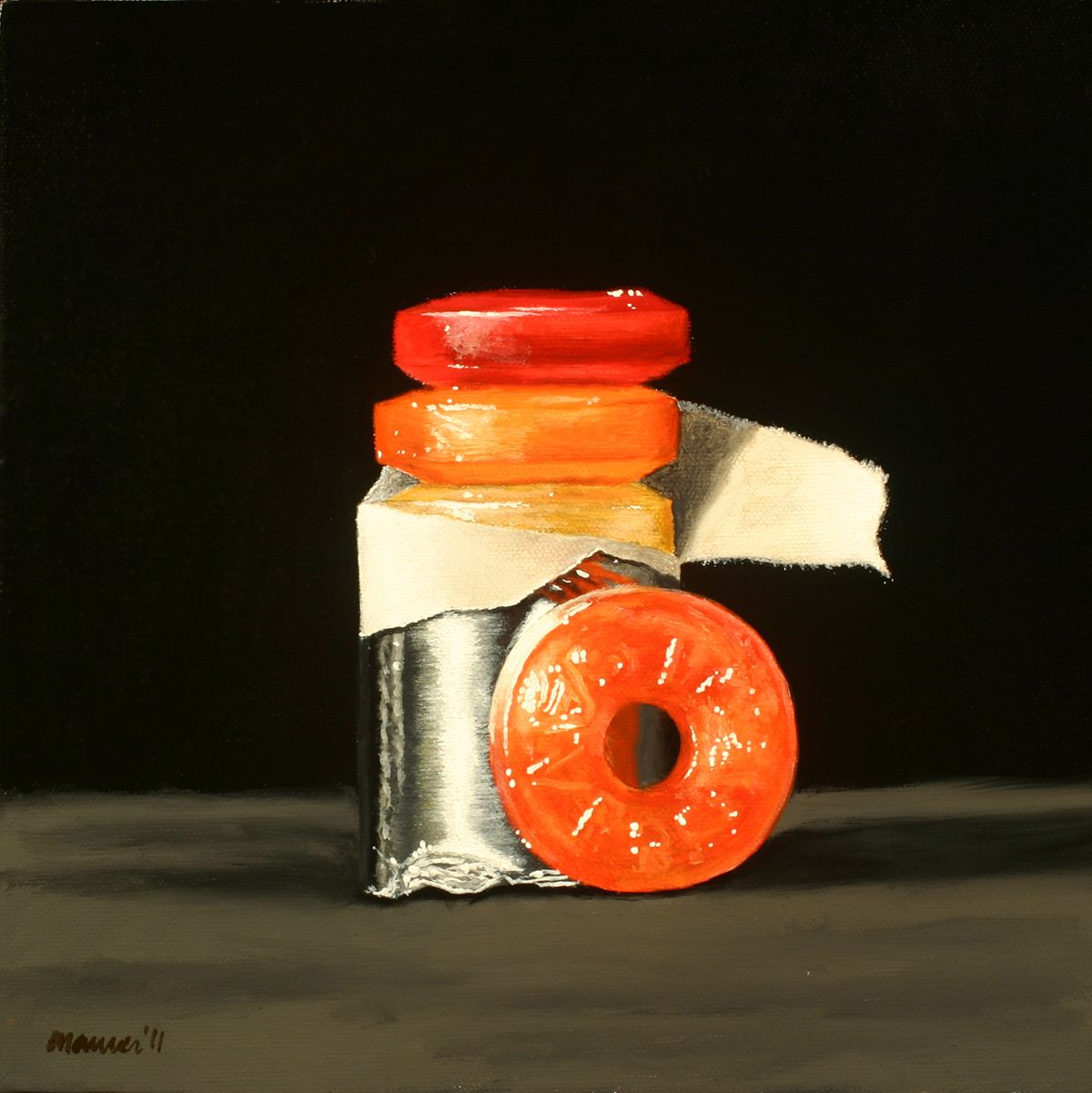 famous still life paintings - Google Search | Year 8 Sweets Things ...