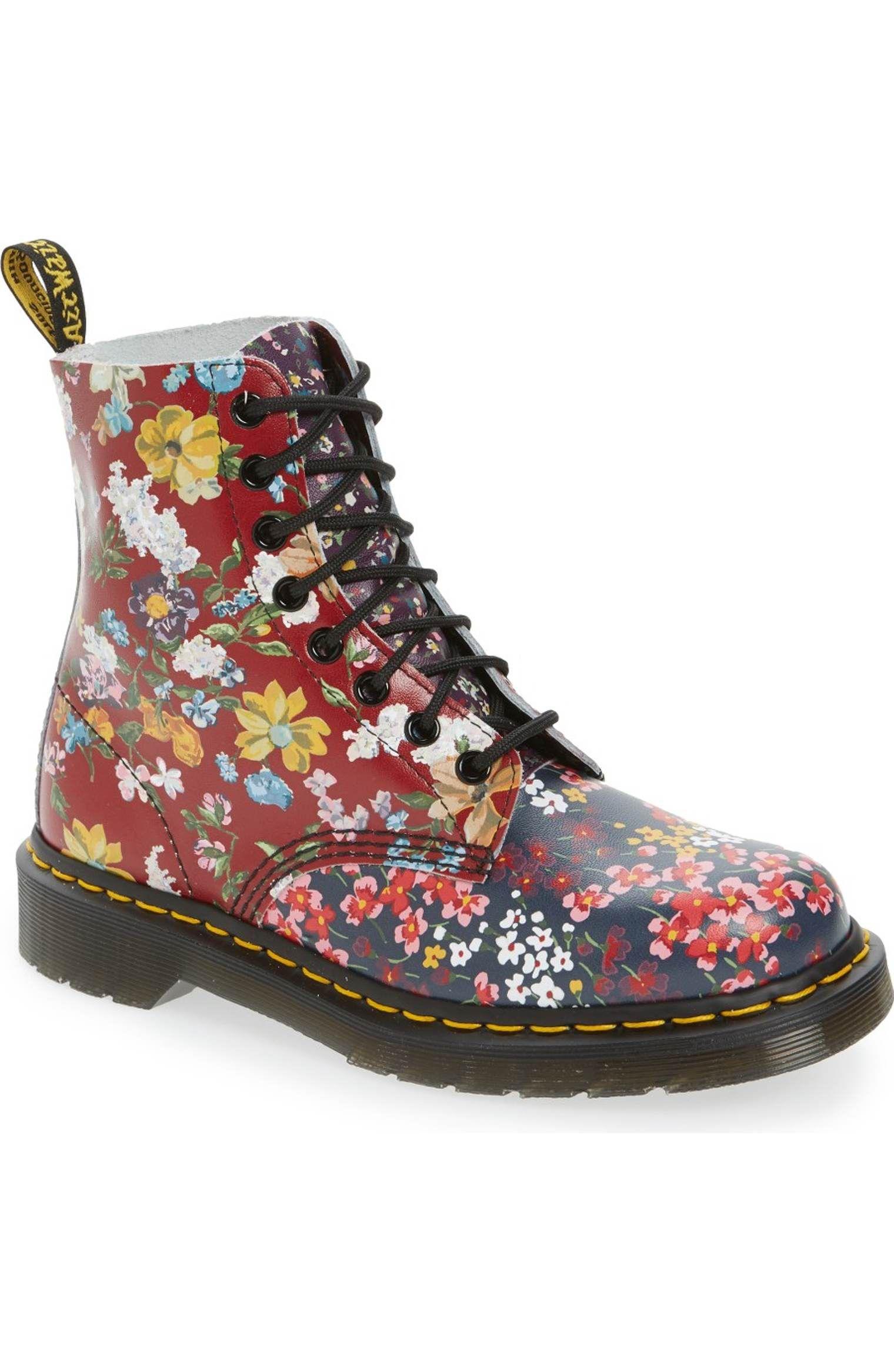 Dr martens pascal boot women boots 90s boots combat
