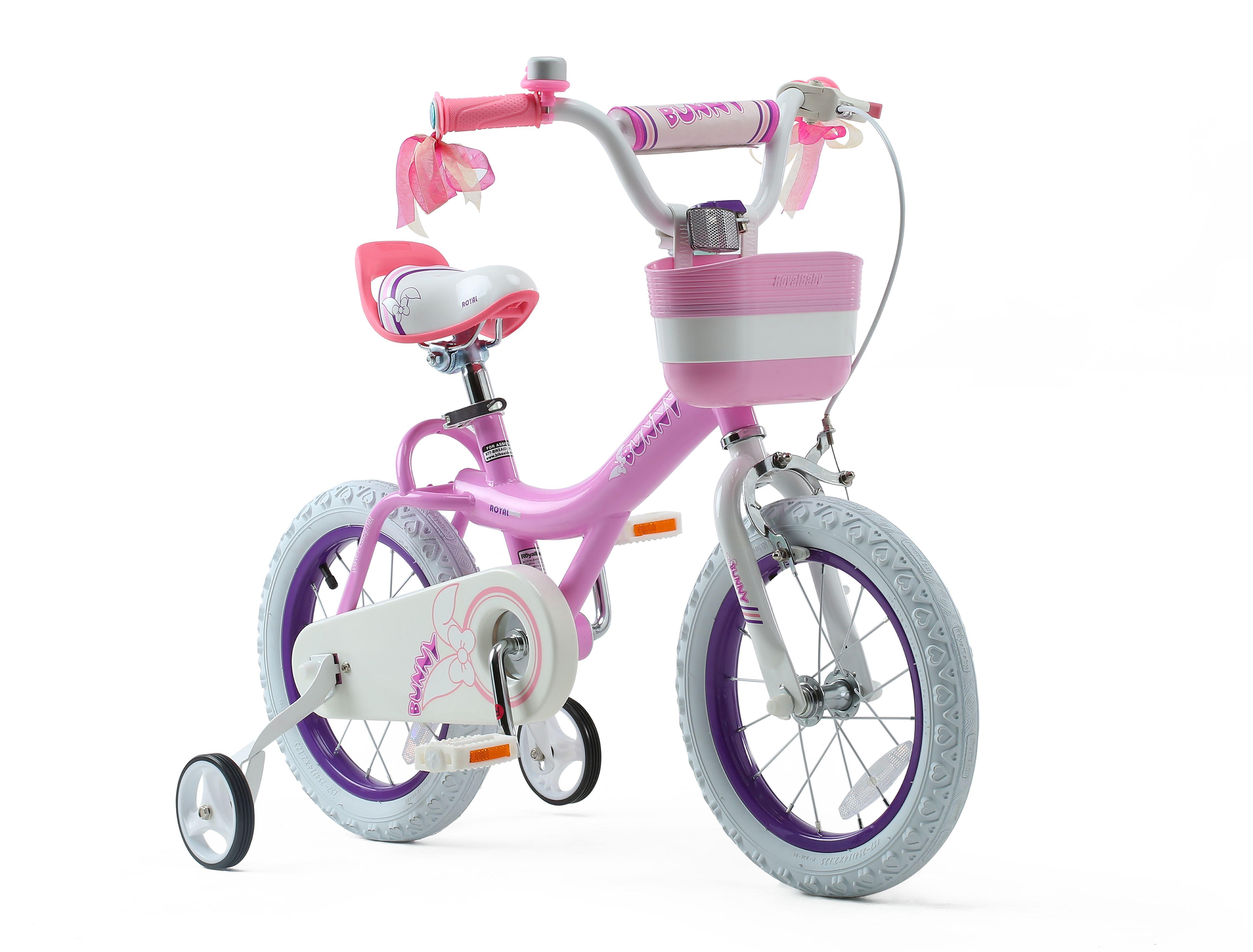 Royalbaby Bunny Girl S Bike Pink 16 Inch Kid S Bicycle Walmart Com In 2020 Kids Bike Kids Bicycle Kids Ride On Toys